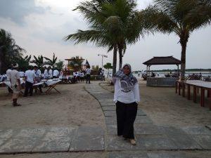 Dinner Bareng Netizen MPR-RI di Jimbaran Resto - Ancol Travel and Food Blogger by Evhy Kamaluddin