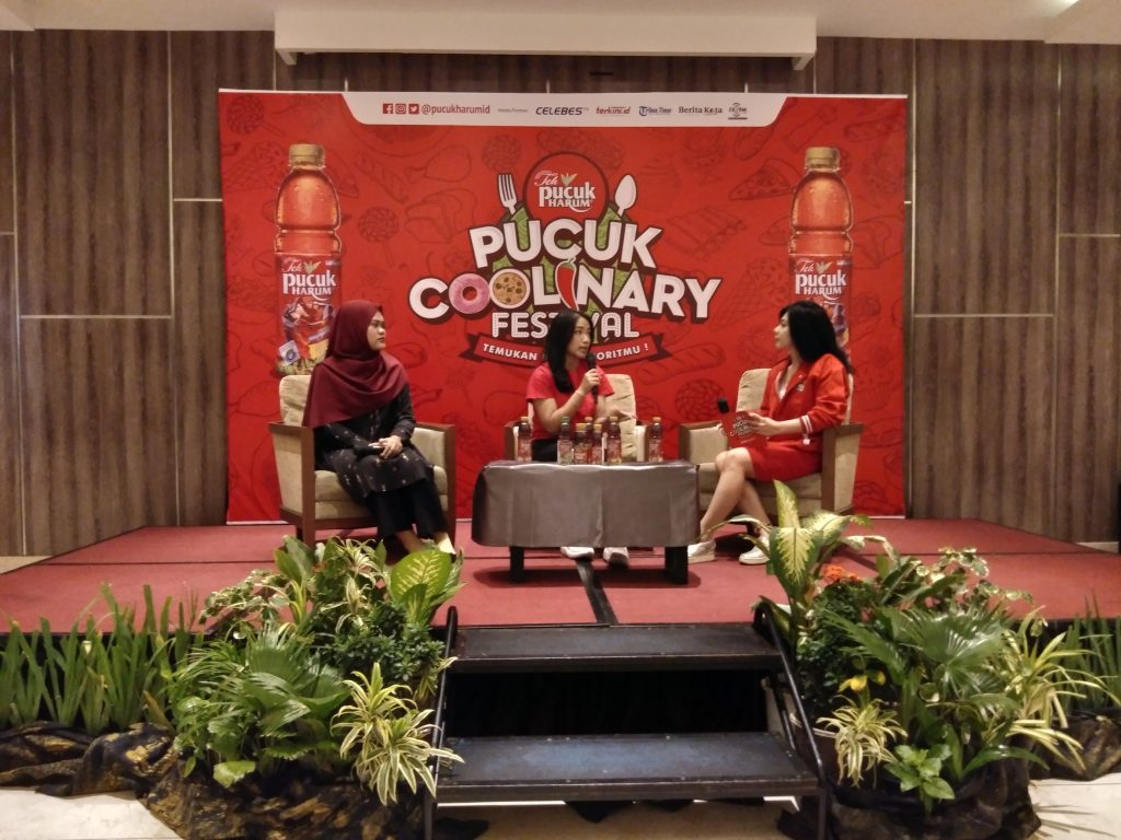 Media Gathering Pucuk Coolinary Festival