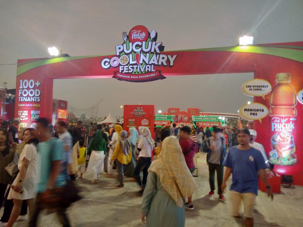 Berkunjung ke Pucuk Coolinary Festival
