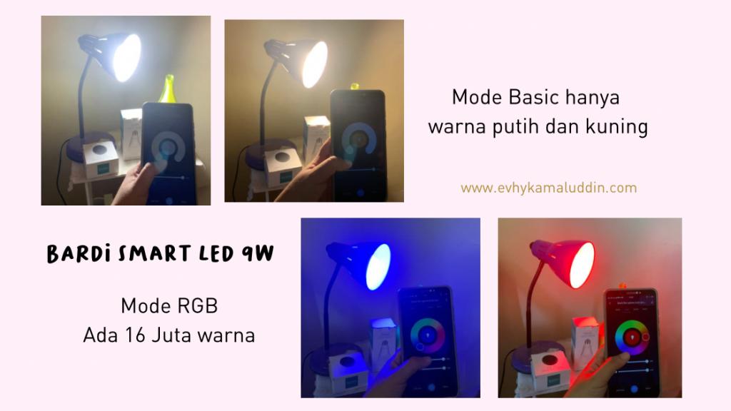 Bardi Smart LED 9W