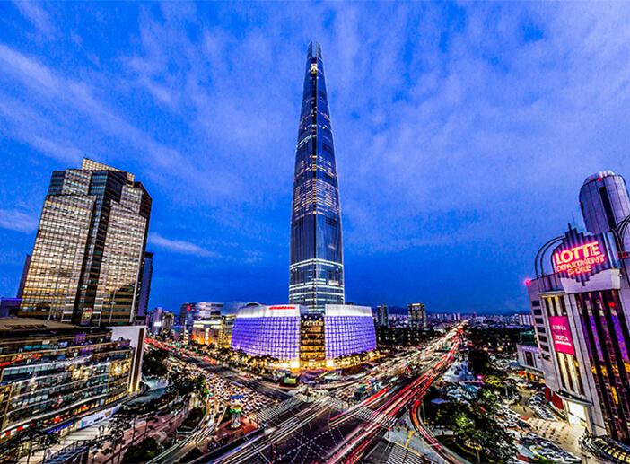 Lotte World Mall dan Lotte World Tower