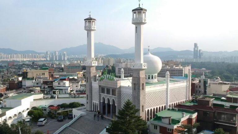 Masjid di Korea Selatan