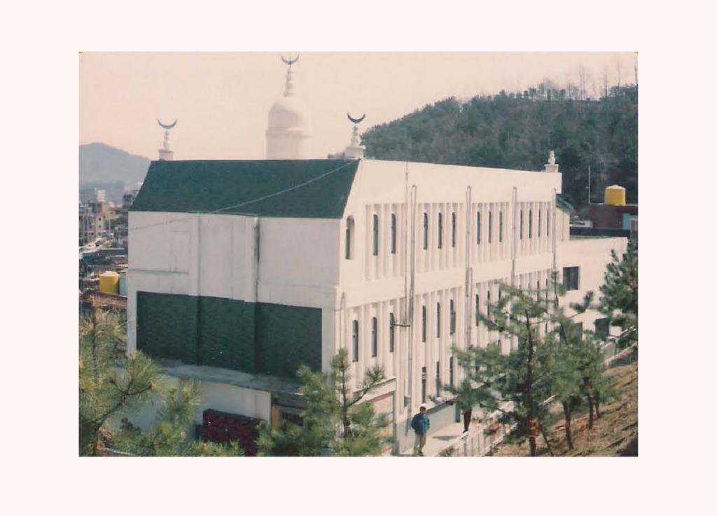 Masjid Rabita Anyang